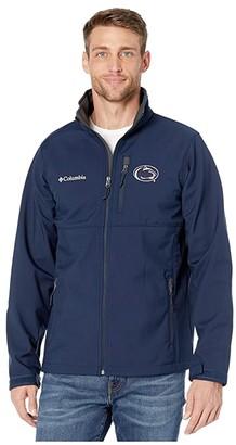 Columbia College Penn State Nittany Lions Collegiate Ascendertm Softshell Jacket (Collegiate Navy) Men's Coat