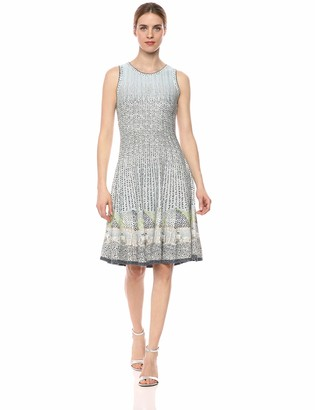 Nic+Zoe Women's Sunny Days Twirl Dress