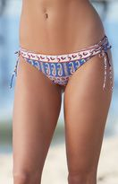 Body Glove Mia Tie Side Skimpy Bikini Bottom