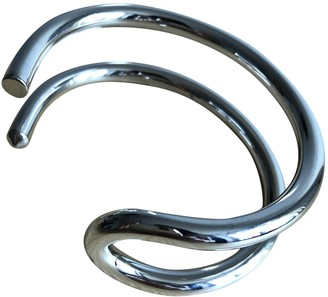 Eddie Borgo Silver Metal Bracelets