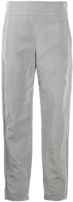 Giorgio Armani Tapered Leg Trousers