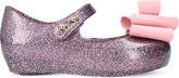Mini Melissa Ultragirl triple bow mary jane shoes 6 months - 7 years