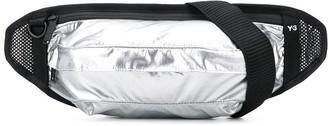 Y-3 metallic belt bag