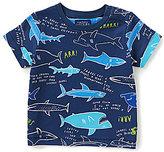 Joules Baby/Little Boys 12 Months-3T Shark-Print Tee