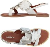 Max & Co. Toe strap sandals