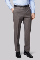 Ermenegildo Zegna Cloth Regular Fit Neutral Semi Plain Pants