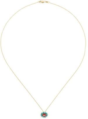 Ileana Makri Dream Flower necklace