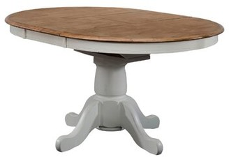 Pacifica Charlton Home Solid Wood Dining Table Charlton Home
