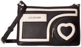 Love Moschino Multi Crossbody with Coin Pouch Cross Body Handbags
