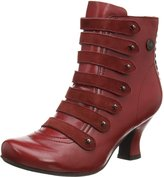 Hush Puppies Womens Tiffin Verona Leather Boots 9 US