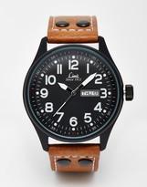 Limit Strap Watch 5492 - Brown