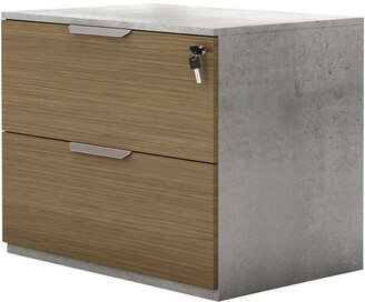 Modloft Broome Lateral Filing Cabinet