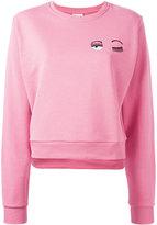 Chiara Ferragni Flirting sweatshirt - women - Cotton - XS