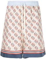 Gucci interlocking GG shorts