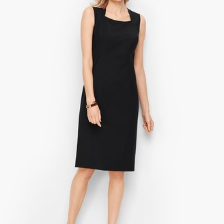 Talbots Seasonless Wool Sheath Dress