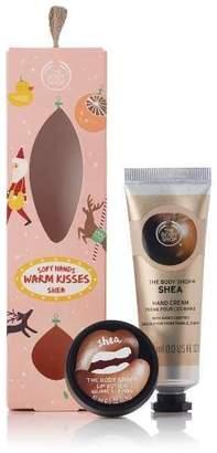 The Body Shop Soft Hands, Warm Kisses Nutty & Nourishing Shea