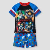 Lego Boys' Nexo Knights Pajama Set - Blue