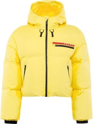 Prada LR-HX021 bonded padded jacket