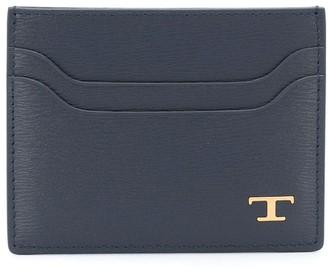 Tod's Comapct Logo Cardholder