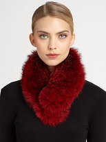 Cassin sherry Classic Fur Clip Collar