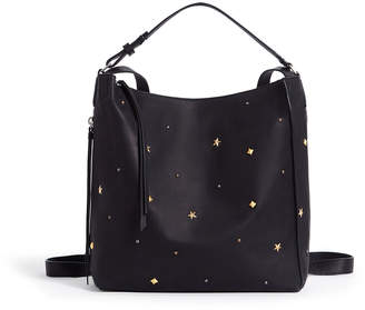 AllSaints Mazzy Studded Leather Backpack