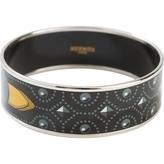 Hermes Black Metal Bracelet Bracelet Email Large