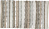JCPenney Feizy Rugs Striped Chindi Rectangular Rug