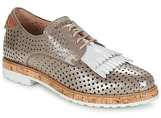 Muratti AMAIA women's Casual Shoes in Silver
