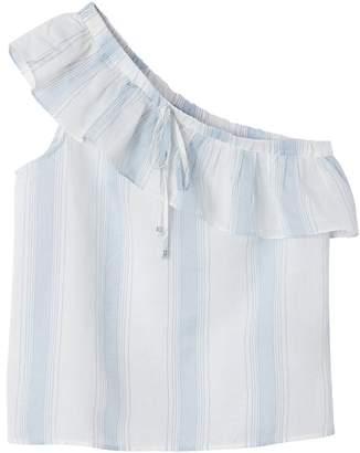 Vero Moda Asymmetric One Shoulder Blouse