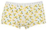 M&Co Lemon boxer briefs