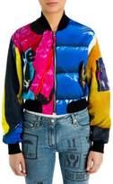 Moschino Magazine Clipping Jacket