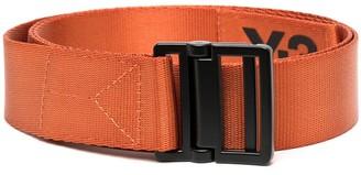 Y-3 Logo Print Belt