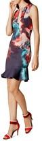 Karen Millen Floral-Print Dress