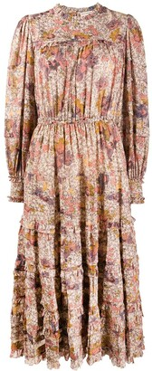 Ulla Johnson Laraline floral-print dress