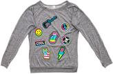 Rock & Candy Rock Candy Emoji Super Sweater
