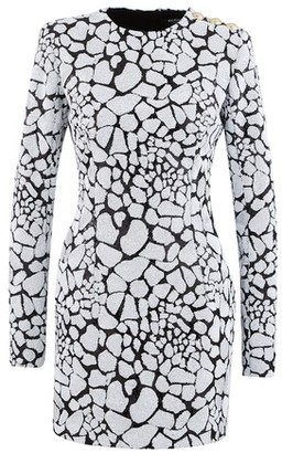 Balmain Short sequin dress