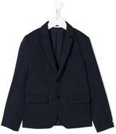 Boss Kids single-breasted fitted blazer