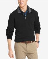 Izod Men's Quarter-Zip Breathable Fleece