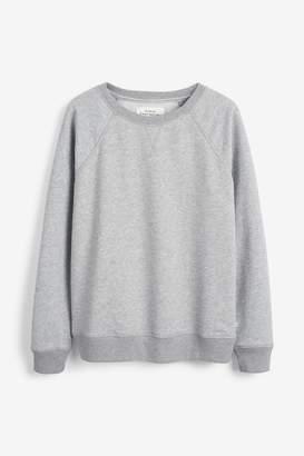 Next Womens Grey Sweatshirt - Grey