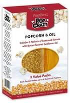 West Bend Pop Crazy Theater Oil and Kernel Pack