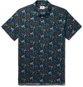Paul Smith Printed Cotton Shirt