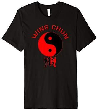 Wing Chun Kung Fu T-Shirt