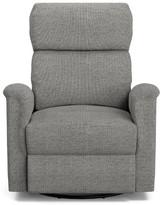 Mercury Row Euphemios Swivel Glider Recliner Chair