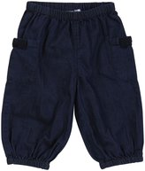 Petit Bateau 'Flash' Pants (Baby) - Denim-18 Months