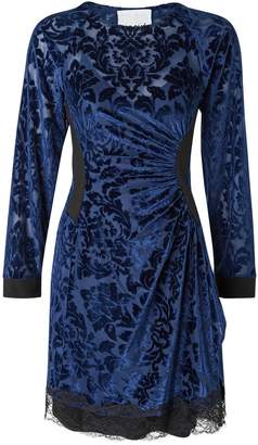 Koché Draped dress