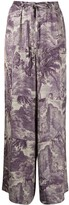 Thumbnail for your product : Pierre Louis Mascia Loose-Fit Straight-Leg Trousers