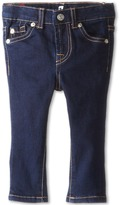 7 For All Mankind Kids - Skinny Jean in Rinsed Indigo Girl's Jeans