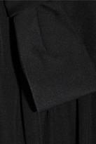 Raoul Julie silk-satin dress