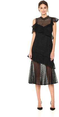 AMUR Women's May Lace Dress