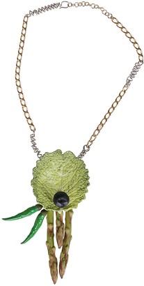 Maison Margiela Multicolor Metal Necklace
